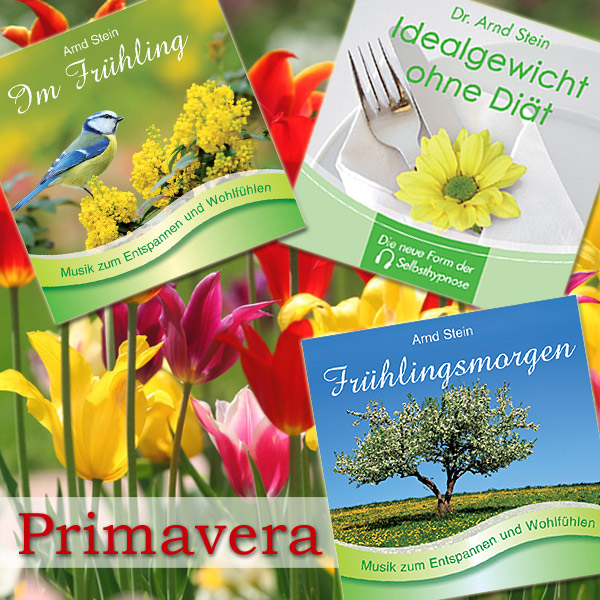 CD-Bundle-Cover: Primavera