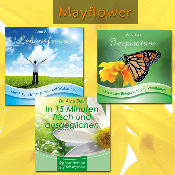 CD-Bundle-Cover: Mayflower