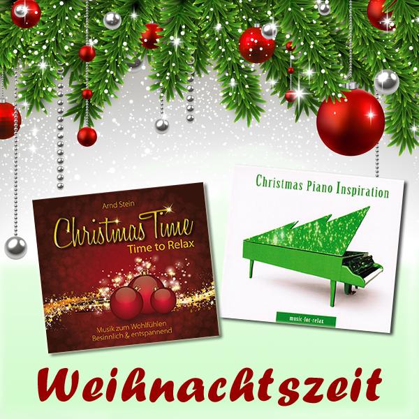 CD-Bundle-Cover: Weihnachtszeit