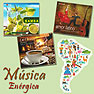 Bundle-Cover: Música Enérgica