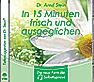 CD-Cover 'In 15 Minuten frisch und ausgeglichen'