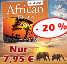 CD 'African Music' jetzt verbilligt