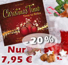 CD 'Christmas Time' jetzt verbilligt