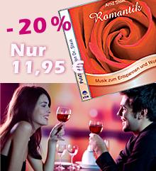 CD 'Romantik' jetzt verbilligt