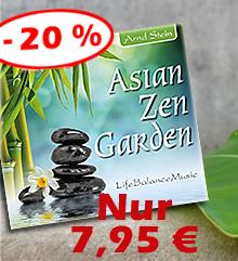 CD 'Asian Zen Garden' jetzt verbilligt