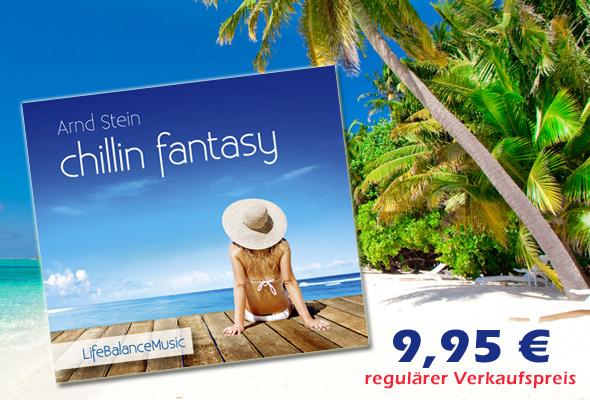 Neue CD 'Chillin fantasy'