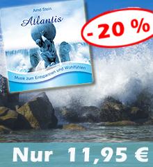 CD 'Atlantis' jetzt verbilligt