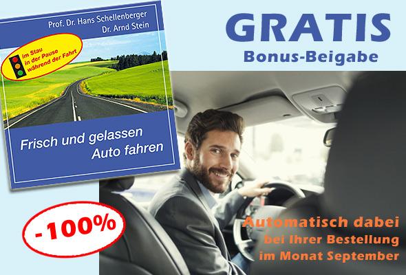 GRATIS-CD - Bonus-Beigabe zu Ihrer Bestellung