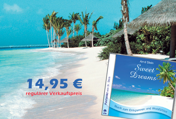Neue CD 'Sweet Dreams'