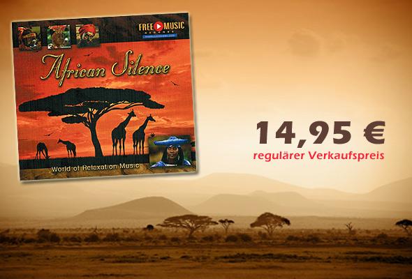 Neue CD 'African Silence'