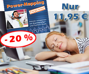 CD 'Power-Napping' jetzt verbilligt