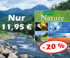 CD 'Nature' jetzt verbilligt