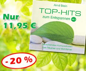 CD 'Top-Hits zum Entspannen - Vol. 3' jetzt verbilligt