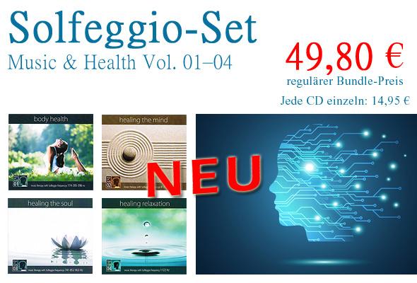 Neues Bundle 'Solfeggio-Set'