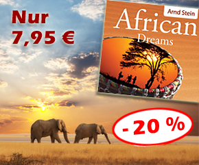 CD 'African Dreams' jetzt verbilligt