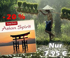 CD 'Asian Spirit' jetzt verbilligt