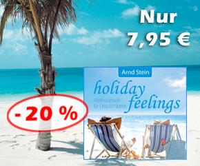 CD 'Holiday Feelings' jetzt verbilligt