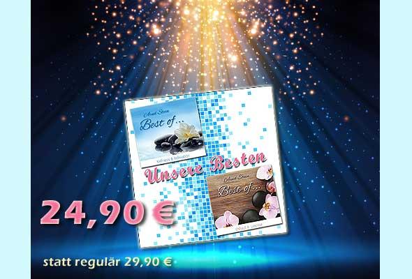 CD-Bundle 'Unsere Besten'