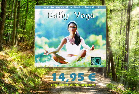 CD 'Daily Yoga'