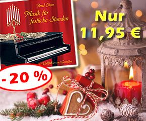 CD 'Musik für festliche Stunden'