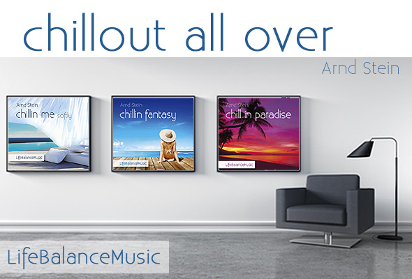 CD-Bundle 'Chillout all over'