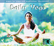 CD-Cover: Daily Yoga